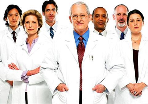 fotos de medicos